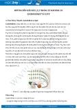Hướng dẫn giải bài 1,2,3 trang 22 SGK Sinh 10
