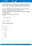 Hướng dẫn giải bài 132,133,134 trang 55 SGK Đại số 6 tập 2