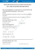 Hướng dẫn giải bài 32,33 trang 19 SGK Đại số 6 tập 2