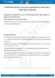 Hướng dẫn giải bài 51,52,53,54,55 trang 25 SGK Đại số 6 tập 1