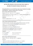 Hướng dẫn giải bài 21,22,23,24,25 trang 14 SGK Đại số 6 tập 1