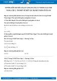Hướng dẫn giải bài 126,127 trang 54 SGK Đại số 6 tập 2