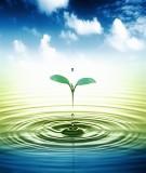 Đề tài: Ô nhiễm nguồn nước và kiểm soát ô nhiễm nguồn nước trong bối cảnh biến đổi khí hậu