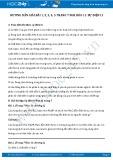 Hướng dẫn giải bài 1,2,3,4,5 trang 7 SGK Hóa 11