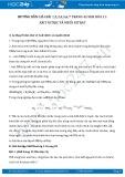 Hướng dẫn giải bài 1,2,3,4,5,6,7 trang 45 SGK Hóa 11