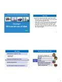 Bài giảng Chương 4: Kế toán tài sản cố định - ĐH Mở TP HCM
