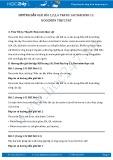 Hướng dẫn giải bài 1,2,3,4 trang 142 SGK Sinh 11