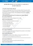 Hướng dẫn giải bài 1,2,3,4,5,6 trang 75, 76 SGK Sinh 11