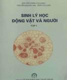 Ebook Sinh lý học động vật và người (Tập 1): Phần 2