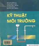 Ebook Kỹ thuật môi trường: Phần 1
