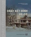 Ebook Chất kết dính vô cơ (tái bản): Phần 2