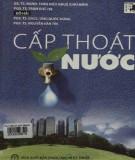 Ebook Cấp thoát nước: Phần 1 - NXB Khoa học Kỹ thuật