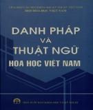Ebook Danh pháp và thuật ngữ hóa học Việt Nam: Phần 2