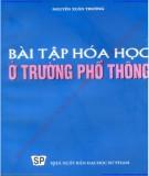 Ebook Bài tập hóa học ở trường phổ thông (Tái bản lần 1): Phần 2