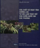 các chất có hoạt tính chống lao từ các loài thực vật của vườn quốc gia cúc phương: phần 2