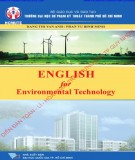Ebook English for Environmental technology: Part 1
