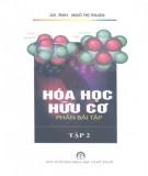 hóa học hữu cơ (tập 2: phần bài tập): phần  2