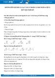 Hướng dẫn giải bài 15,16,17,18,19 trang 15 SGK Đại số 6 tập 2