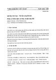 Tiêu chuẩn Việt Nam TCVN 256-2:2006