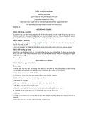 Tiêu chuẩn ngành 04 TCN 21:2000
