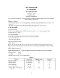 Tiêu chuẩn ngành 10 TCN 472:2001