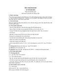 Tiêu chuẩn ngành 10 TCN 484:2001