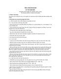 Tiêu chuẩn ngành 10 TCN 488:2001