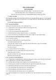 Tiêu chuẩn ngành 10 TCN 493:2002