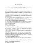 Tiêu chuẩn ngành 10 TCN 516:2002