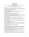 Tiêu chuẩn ngành 28 TCN 136:1999