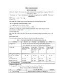 Tiêu chuẩn ngành 28 TCN 153:2000
