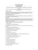 Tiêu chuẩn ngành 28 TCN 179:2002