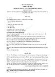 Tiêu chuẩn ngành TCN 68-135:2001
