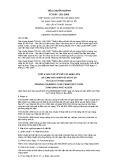 Tiêu chuẩn ngành TCN 68-189:2000