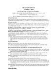 Tiêu chuẩn Quốc gia TCVN 257-3:2007