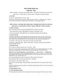 Tiêu chuẩn Quốc gia TCVN 310:2010