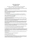 Tiêu chuẩn Việt Nam TCVN 2652:1978
