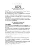 Tiêu chuẩn Việt Nam TCVN 2715:1995 - ISO 3170 : 1988