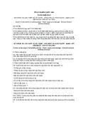 Tiêu chuẩn Quốc gia TCVN 3989:2012