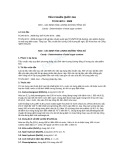 Tiêu chuẩn Việt Nam TCVN 4074:2009