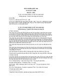 Tiêu chuẩn Việt Nam TCVN 4173:2008 - ISO 281:2007