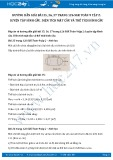 Hướng dẫn giải bài 35,36,37 trang 126 SGK Toán 9 tập 2