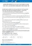 Hướng dẫn giải bài 12,13,14,15,16,17,18,19 trang 15,16 SGK Toán 9 tập 2