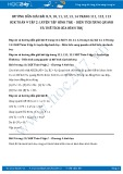 Hướng dẫn giải bài 8,9,10,11,12,13,14 trang 111,112,113 SGK Toán 9 tập 2