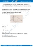 Hướng dẫn giải bài tập sách giáo khoa trang 68,69 Toán 9 tập 1