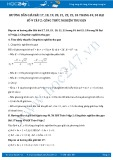 Hướng dẫn giải bài 17,18,19,20,21,22,23,24 trang 49,50 Đại số 9 tập 2
