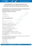 Hướng dẫn giải bài 35,36,37 trang 20 SGK Toán 9 tập 1
