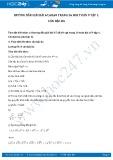 Hướng dẫn giải bài bài 67,68,69 trang 36 SGK Toán 9 tập 1