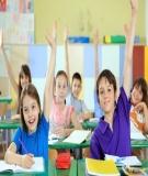 Sáng kiến kinh nghiệm: Dạy học từ đồng nghĩa cho học sinh lớp 5 bằng bối cảnh loại trừ nhau