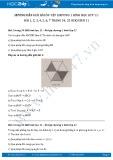 Hướng dẫn giải bài ôn tập chương 1 SGK Hình học lớp 11